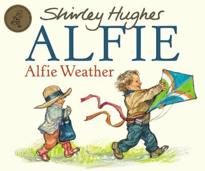 Alfie Weather by Hughes, Shirley Paperback Book The Cheap Fast Free Post
