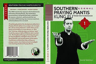 Southern Praying Mantis Kung Fu Volume One: Fundamentals (DVD)