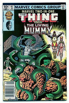Marvel Two In One 95 VF/NM CBX6A