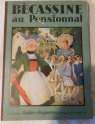 Becassine Au Pensionnat -1930