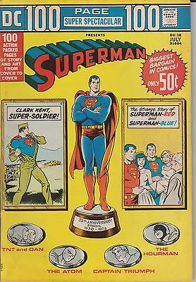 DC Comics! Superman! Issue 18! 100 Pages!