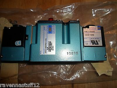 Mac 6223C-000-Pm-111Da Pneumatic Valve (New No Box)