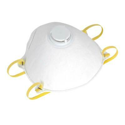 Sealey Disposable Dust / Paint / Gas Protection Mask FFP2S - Pack of 10 - SSP58