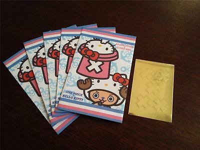 ONE PIECE & HELLO KITTY collaborated Lucky money envelope 5pcs (Blue) from Japan