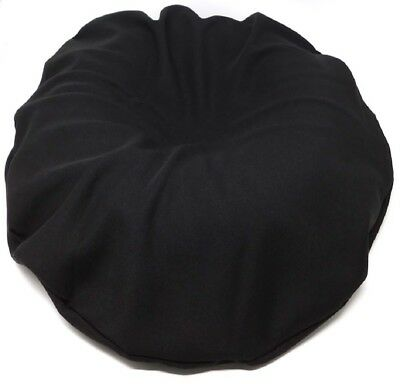 Comfortnights Black Polycotton Cover For All 44Cms Donut Cushions,surgical Rings