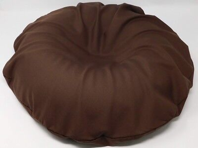 Comfortnights Brown Polycotton Cover For All 44Cms Donut Cushions,surgical Ring