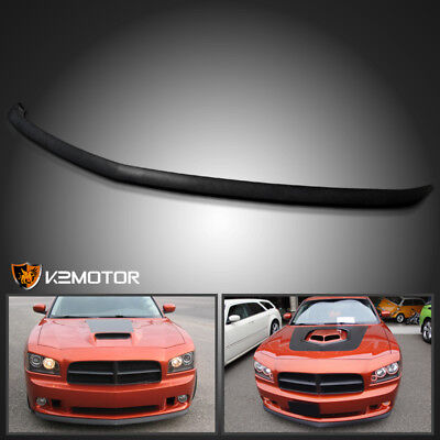 2006-2010 Dodge Charger Factory Style ABS Front Bumper Lip Spoiler