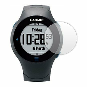 2 Screen Protectors Cover Guard Film For Garmin Forerunner 610 Smart Watch