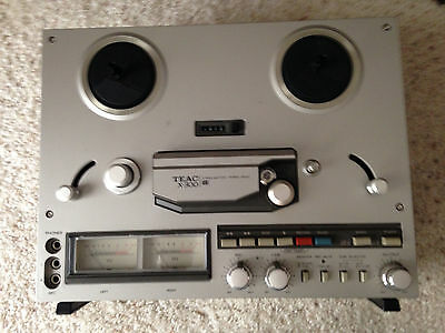 Vintage TEAC X-300 Reel To Reel Player in Excellent Condition