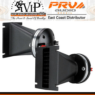 PRV Audio WG1-230Ti-Nd Compression Driver & Line Array Waveguide Package 8 Ohm