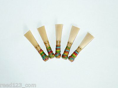 1*Reed123 Bassoon Reed Blank - Rieger1A & Fox2