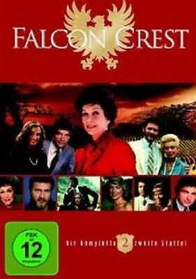 Falcon Crest - Season/Staffel 2 * NEU OVP * 6 DVDs