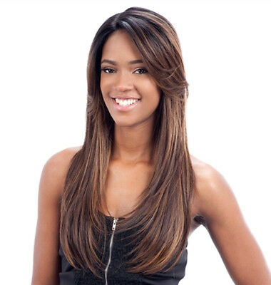 Patsy - Freetress Equal Deep Invisible Part Lace Front Wig