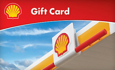 200$ Shell Gas Card FREE SHIPPING!!!