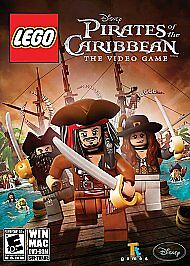 LEGO Pirates of the Caribbean: The Video Game  (PC, 2011)