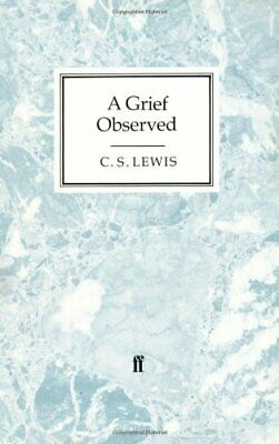 A Grief Observed (Faber Paperbacks) by Lewis, C.S. Paperback Book The Cheap Fast
