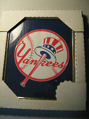 NEW YORK YANKEES WALL PLAQUE