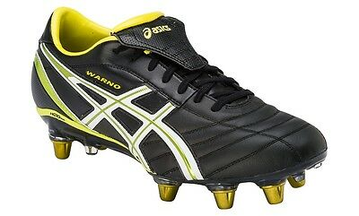 [bargain] Asics Lethal Warno ST2 Rugby Football Boots (9030)   WAS $200.00