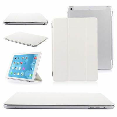 Smart Cover per iPad Air 1 + Custodia Posteriore Protettiva +Pellicola+Stilo