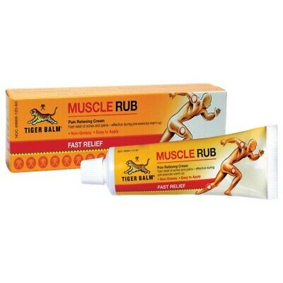 TIGER BALM - 1 Muscle Rub 30gr