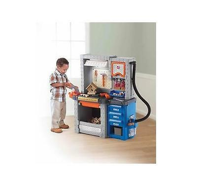 Step2 Werkbank Kinder Deluxe Workshop 706000