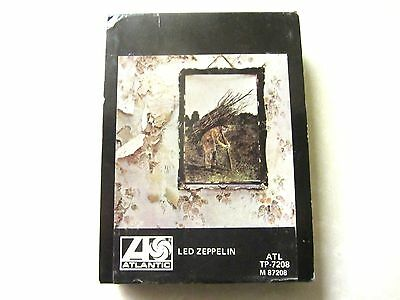 Led Zeppelin 8 Track Stairway to Heaven sleeve only ATL TP 7208
