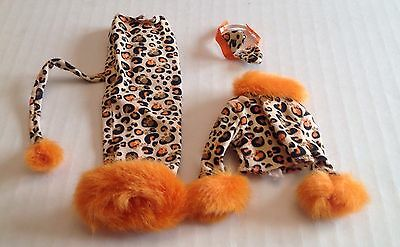 Barbie, Outfit, Halloween, Leopard