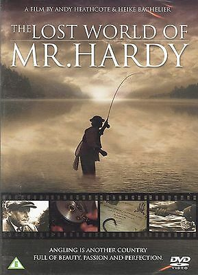 The Lost World of Mr. Hardy by Andy Heathcote / 1-1/2 Hour Fly Fishing Movie DVD