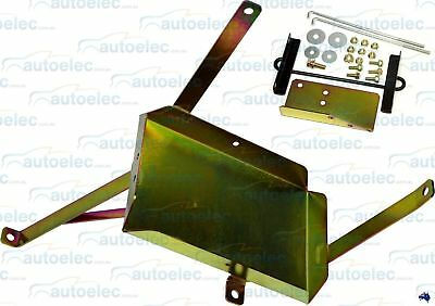 Dual Battery Tray System Mitsubishi Pajero Ns - Nw 2006 -2015 Wbty008 Trade Pack