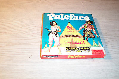 "Bob Hope and Jane Russell in the ""PALEFACE"""