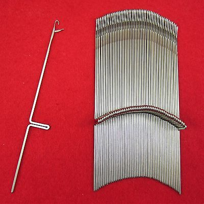 New 50 needles for Brother Knitting machines KR587 - KR850