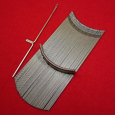 50 Needles for Silver Reed SK280/840 + Empisal-Knitmaster 323 360 Knitting