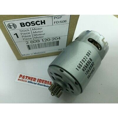 2609120204 BOSCH Motor  (1607022537)  (important, locate your GSR 14,4-2 below)