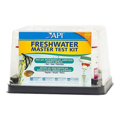 API Freshwater Master Test Kit by API (Size: 20z) (MODEL : 34) BRAND NEW