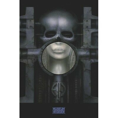 HR Giger Emerson Lake and Palmer POSTER 61x91cm NEW * Museum HRGIGER