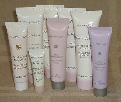 Mary Kay Travel, Mini, Sample Size Products, TimeWise, Body Care, New