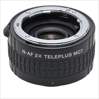 Kenko Conversion Lens Teleplus 2X MC7 DGX for Nikon AF from Japan New