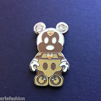 Vinylmation Mystery Pin - Park 2 - Wooden Dwarfs Carving Mickey Disney Pin 72002