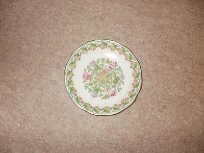 Barratts of staffordshire plate