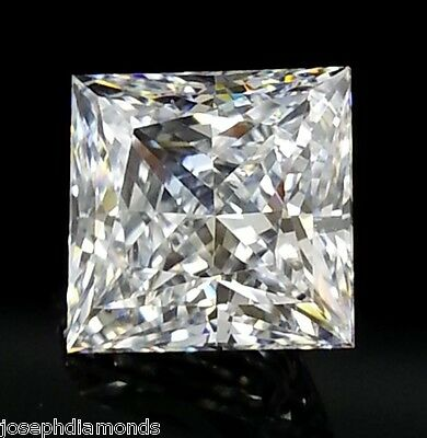 PRINCESS CUT Ex Loose Lannyte Lab Simulated Diamond D Flawless 1,2,3,4,5 ct
