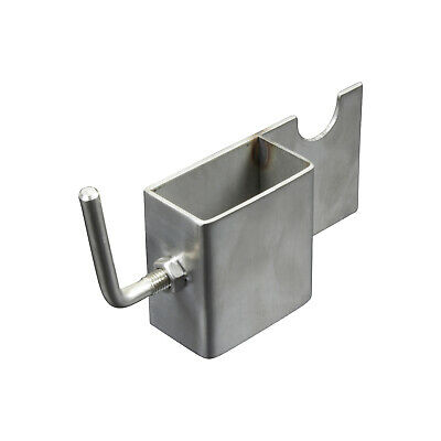 New Right Skewer Support Bracket Stainless Steel Suit 25kg Motor - SSB-6002R