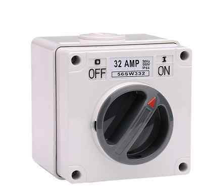 AC 500V 32A IP66 Three Phase  56SW332 Industrial Switch Freeship
