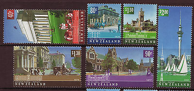 New Zealand 2002 Architectural Heritage Unmounted Mint, Mnh