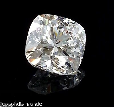 New CUSHION CUT Ex Loose Lannyte Lab Created Diamond D Flawless 1,2,3,4,5 ct