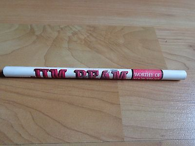 Vintage Jim Beam Kentucky Bourbon Whiskey Advertising Pencil No Eraser