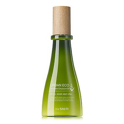 [THE SAEM] Urban Eco Harakeke Emulsion EX 140ml / Korea cosmetic