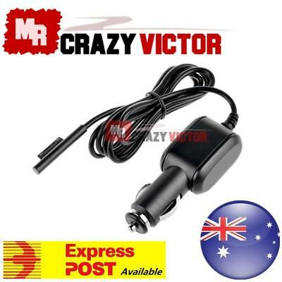 12V 2.58A Car Charger DC Adapter F Microsoft Surface Tablet PC Windows PRO 3 4