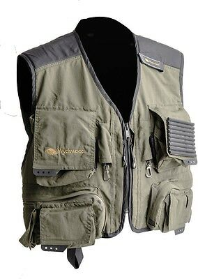Wychwood Fly Fishing Vest Large