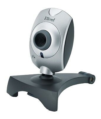 Trust  Webcam 640 X 480 Primo Basic Webcam for Skype and Chat