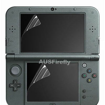 2 Pack Screen Protectors Protect Cover Guard Film For Nintendo 3DS XL